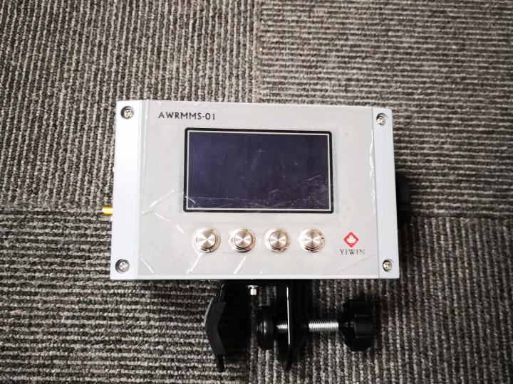 手持式船载水面之上法光谱测量系统